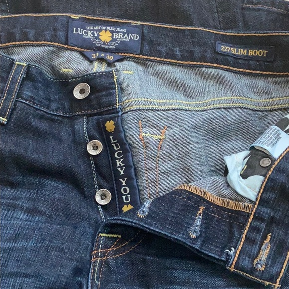 Lucky Brand - 227 Slim Boot Jeans